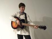 The Guitarist (Jason Perlman)